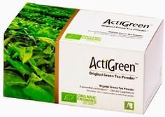 ActiGreen Original Green Tea Powder by PharmaGreen