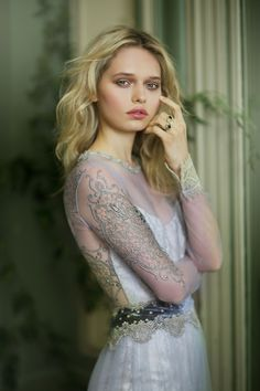 The Gilded Age By Claire Pettibone | Love My Dress® UK Wedding Blog