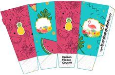 Uau! Veja o que temos para Caixa Pipoca Flamingo Tropical