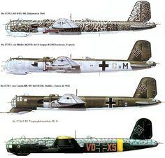 """Heinkel 177 """"Grief"""" (Griffin)"""