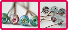 April 2013 - Headpin Hop - Melismatic Art Jewelry: AJE Component of the Month Blog Hop