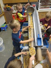 SAND AND WATER TABLES: MANAGEABLE COMPLEXITY