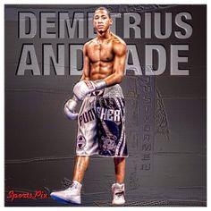 "Demetrius ""Boo Boo"" Andrade"
