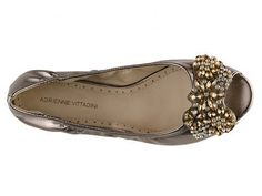 Adrienne Vittadini Ashley Flat Mother of the Bride Wedding Shop Women's Shoes - DSW