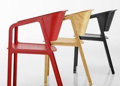 Beams chair - EAJY - designers Eric Chang and Johnny Hu - prototype imm cologne 2013 - verkoop vanaf 3/2016