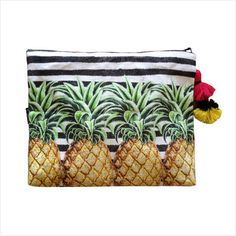Ourlieu Pineapple Clutch – My Messy Room