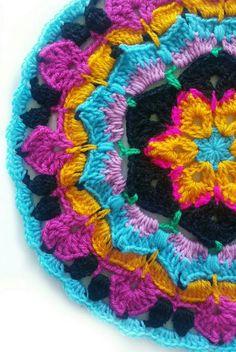 Crochet PDF pot holder pattern Kitchen wall by Viktoriyasshop