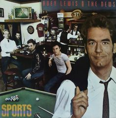 Huey Lewis And The News* - Sports (Vinyl, LP, Album) at Discogs 1983