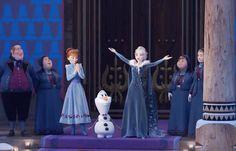 Image result for olaf's frozen adventure elsa dress