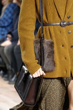 See detail photos for Michael Kors Collection Fall 2015 Ready-to-Wear collection.