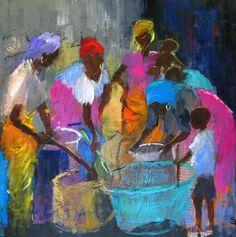 Gallery African Soraya French