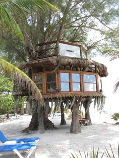 DEP: Remove or modify tree house