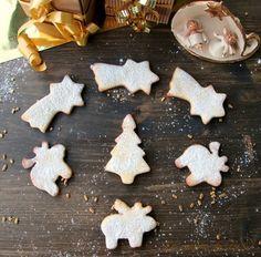 Biscottini natalizi fragranti croccanti e perfetti anche per un regalo per le prossime feste Ricetta biscottini natalizi La cucina di ASI
