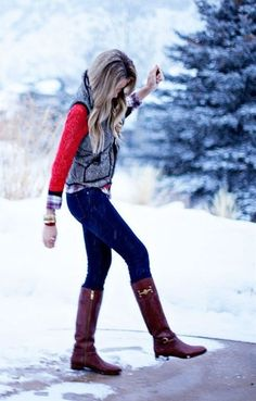 25 Trendy Winter Outfit Ideas You're Going To Love