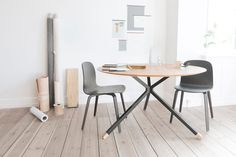 Dining tables | Tables | Frisbee | Herman Cph | Jonas Herman. Check it out on Architonic