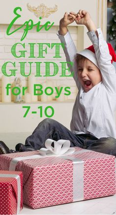 Looking for an exciting gift that's as amazing as the young man you're giving it to? This is the best list ever! http://www.themidlifemamas.com