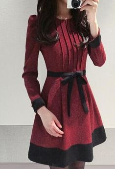 Elegant Outfit, Classy Dress, Classy Outfits, Pretty Outfits, Pretty Dresses, Work Dresses For Women, Elegant Dresses For Women, Stylish Dresses For Girls, Casual Dresses