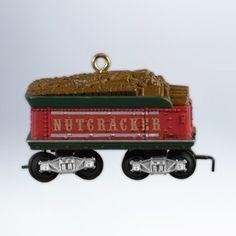 Hallmark 2012 'Lionel Nutcracker Route Tender' Ornament -- Wow! I love this. Check it out now! : Ornaments Home Decor