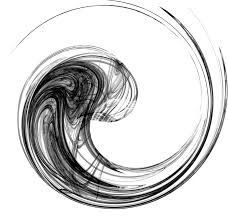 Ying Yang Fractal Transparency - Ying Yang Fractal Transparency by on DeviantArt - Ying Yang, Arte Yin Yang, Yin Yang Art, Zen Tattoo, Body Art Tattoos, Tattoo Drawings, Tatoos, Circle Tattoos, Yin Yang Tattoos