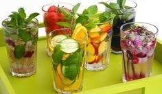 Tak chutná léto! / Použití bylinek / Rady, recepty & bylinkové tipy / SONNENTOR.cz - SONNENTOR - Tady roste radost - biočaje a biokoření Vegetables, Drinks, Food, Drinking, Beverages, Essen, Vegetable Recipes, Drink, Meals