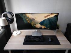 Simple Ultrawide setup