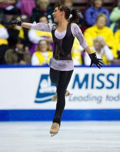 Nick Verreos: Figure Skating Fashion Minute: Skate Canada-The Ladies!