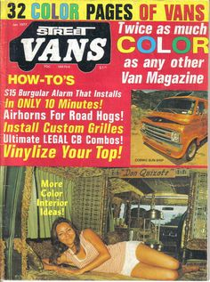 Street Vans Jan.1977