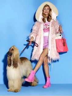 """Inspired by Ellen's The Real Barbie"" Rosie Huntington-Whiteley by Giampaolo Sgura for Vogue Japan April 2015"