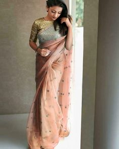 ▪Description :Orgenza Saree With Satin Lace border And Heavy Multy or Stone Work, Heavy Sequence Blouse ▪Occassion: Party Wear, Regular Wear Lace Saree, Organza Saree, Saree Dress, Cotton Saree, Indian Dresses, Indian Outfits, Indowestern Saree, Sari Bluse, Party Kleidung