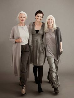 Orta Yaşlı Kadınlar Nasıl Giyinmeli | MODA VE GÜZELLİK SOKAĞI