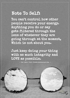 note to self you can't control others, inspirational quotes Life Quotes Love, Wisdom Quotes, Great Quotes, Quotes To Live By, Note To Self Quotes, Dear Self Quotes, Self Obsessed Quotes, Crazy People Quotes, Self Control Quotes