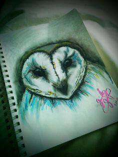Owl by Jenisha