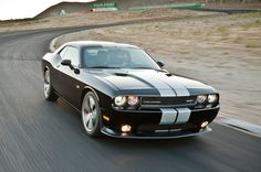 2013 Dodge Challenger Srt8 392 Front Three Quarter 1