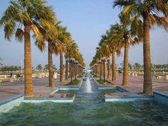 Al Khobar-Saudi Arabia (the Corniche) Life In Saudi Arabia, Travel To Saudi Arabia, Cool Places To Visit, Great Places, Places To Travel, Beautiful Places, Sri Lanka, Nepal, Dubai