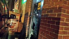 Fells Point liquor store looted. #BaltimoreRiot