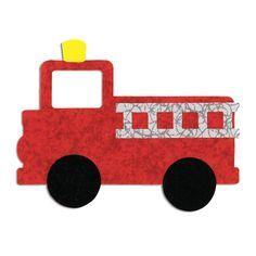 Sizzix.com - Sizzix Bigz L Die - Fire Truck