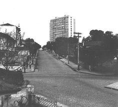 Rua Ministro da Godói com Itapicuru, Perdizes, 1958.