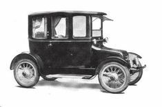 1916 Chicago Electric Walker Vehicle, Co. Chicago, IL 1915-1916