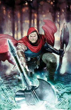 Olivier Coipel - Thor