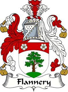 My family Coat of Arms-Flannery