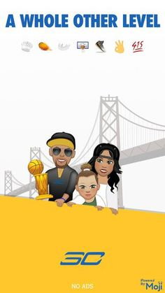 The Best Part About the New Steph Curry App Is the Riley Curry Emoji Warriors Basketball Team, Basketball Memes, Curry Warriors, Warriors Stephen Curry, Nba Wallpapers Stephen Curry, Stephen Curry Family, Ayesha Curry, Nba Memes, I Luv U