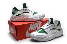 http://www.bonanza.com/listings/Nike-Air-Huarache-For-Women-White-Green-Running-Shoes-Size-Us-5-5-8-5/368459225