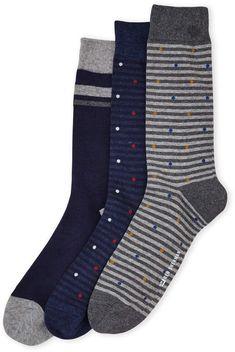 Ben Sherman Dot on Stripe Crew Socks Invisible Socks, Baby Gadgets, Ben Sherman, Types Of Shoes, Stripe Print, Crew Socks, Packing, Dots, Slip On