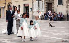 Matrimonio in Cetona (SI), l'arrivo della Sposa - Toscana