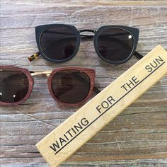 Nouveau Nouveau Nouveau @wsun_eyewear 🔥 #waitingforthesun #wts #sunglasses #wood #woodsunglasses #waiting #new #newin #ss17 #ss2017 #spring #summer #lunettesdesoleil #mode #style #fashion #accessories #uhdlmtp #uhdlmontpellier #unehistoiredelunettes #opticienmontpellier #opticien #montpellier #igersmontpellier