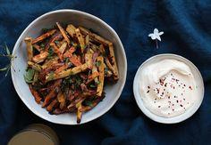 How to Make Perfectly Crisp Sweet Potato Chips - Viva