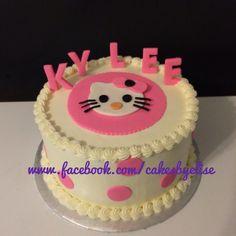 Hello kitty cake. www.facebook.com/cakesbyelise