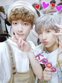 [28.07.16] Astro on twitter - SanHa e JinJin