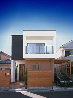 注文住宅で実現する理想の外観デザイン|テラジマアーキテクツ 建築家作品集