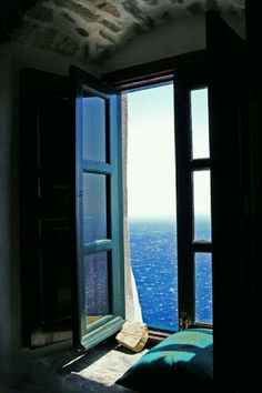 Sea view, Amorgo island Greece